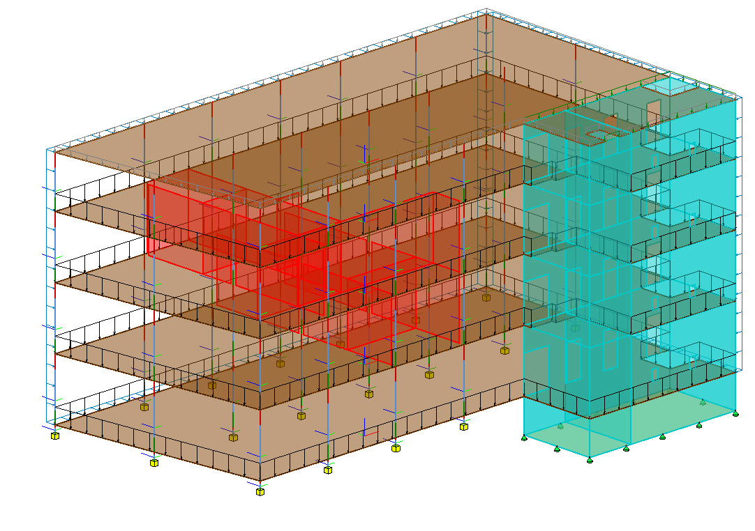 Mô hình phân tích kết cấu